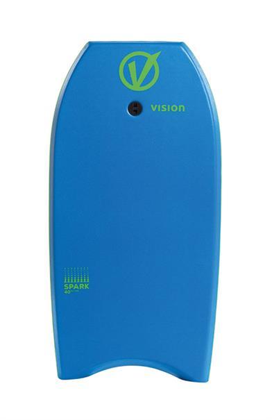 "Vision spark 36"" blue/green Blauw tinten"