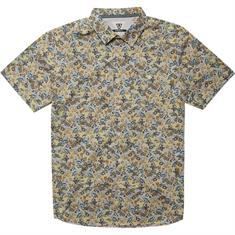 Vissla Radical Roots SS Eco Shirt Wit tinten