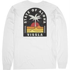 Vissla Toasty Coast LS PKT Tee-VWT