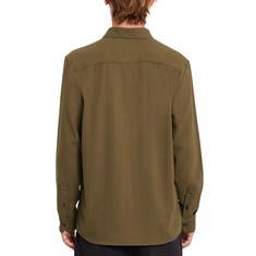 Volcom CADEN SOLID L/S-Heren Overhemd Long sleeve