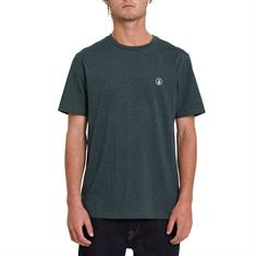 Volcom CIRCLE BLANKS HTH SS-Heren T-shirt short sleeve