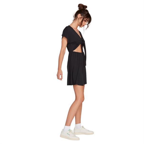 Volcom COCO TIE FRONT DRESS
