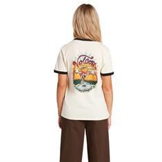 Volcom MATT ADAMS TEE-Dames T-shirt short sleeve