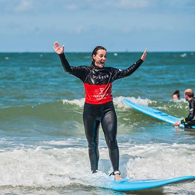 volw 5 surflessen