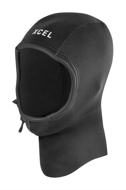Xcel 2mm Axis Hood Zwart tinten