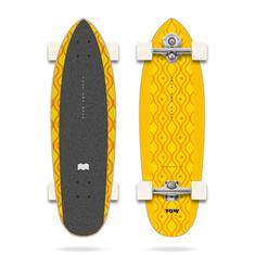 "YOW J-Bay Power surfing series surfskate 33"""
