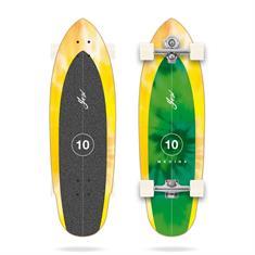 "YOW Medina Tie Dye Signature series surfskate 33"""