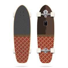 "YOW Teahupoo power surf series surfskate 34"""