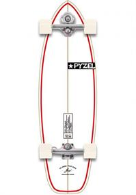 """YOW x Pyzel Ghost 33.5"""" Surfskate"""